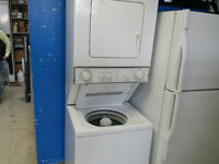 whirlpool washer and dryer stack