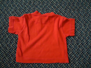 Baby 3-6 Months Red Short Sleeve T-Shirt Kingston Kingston Area image 3