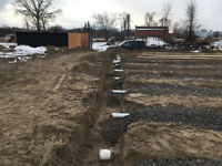 Septic design, repair and install