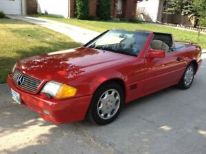 1993 Mercedes-Benz 300-Series 300SL, Convertible $ 11,900