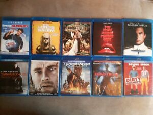 Lots of Blu-Ray Movies for sale