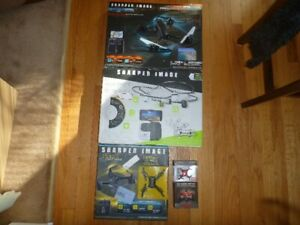 Collection of 4 Rechargeable Drones (one price includes all 4)