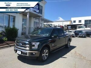 2015 Ford F-150 King Ranch  - Navigation -  Leather Seats