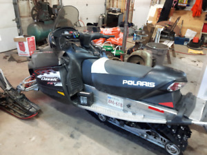 2006 Polaris IQ Classic FST turbo for parts