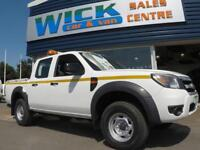 2011 Ford RANGER XL 4X4 DCB TDCI PICKUP *LOW MILES* Manual PICK UP