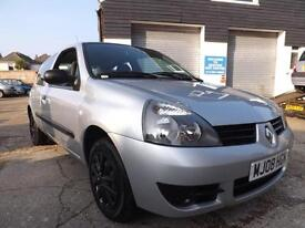 Renault Clio 1.2 ( 60bhp ) Campus 48000 MILES P/HISTORY WITH RECEIPTS