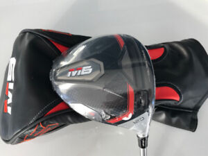 Driver Taylormade M6 2019 100% Neuf valeur 690$ droitier