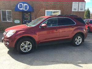 2010 Chevrolet Equinox LT SUV  !!!! Imaculate !!!!