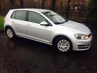 2013 Volkswagen Golf 1.6 TDI S 5dr (start/stop)