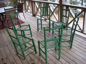 XX chaises antiques XX
