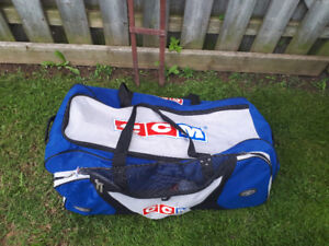Used Hockey Bag and Accessories