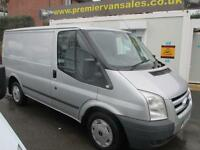 2011 11 FORD TRANSIT 2.2 280 SHORT WHEEL BASE, TREND MODEL, 115 BHP, 6 SPEED, LO