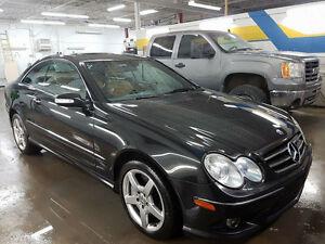 Mercedes Clk550
