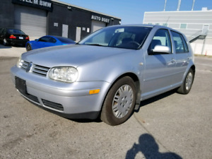 ****2001 Volkswagen Golf 1.8L TURBO***