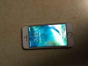 iPhone 5s 16gb, good condition, rogers/fido Peterborough Peterborough Area image 1