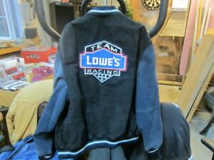 JIMMIE JOHNSON SUEDE JACKET