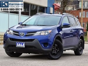 2014 Toyota RAV4 LE|AWD|Back Up Cam|Heated Seats|One Owner|Accid