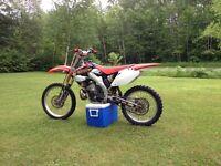 05 Honda cr 250