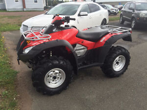 2015 Honda Rincon 680CC With only 1014 kms