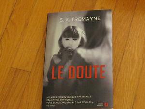 TREMAYNE S.K  ##* LE DOUTE  /littérature