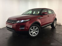 2013 RANGE ROVER EVOQUE PURE TECH SD4 DIESEL 1 OWNER SERVICE HISTORY FINANCE PX