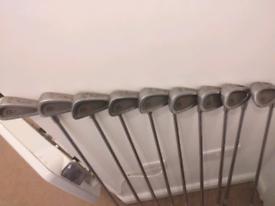 Masters f2s iron set