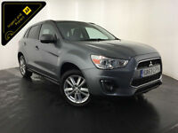 2014 MITSUBISHI ASX 4 DI-D DIESEL 4WD 1 OWNER SERVICE HISTORY FINANCE PX WELCOME