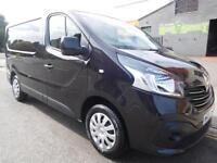 Renault Trafic Sportive van with sat nav and NO VAT low mileage only 10k (24)