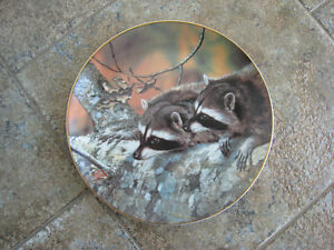 Collector Plates – Our Woodland Friends Series