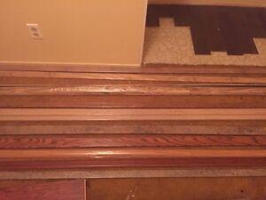 Misc flooring pieces