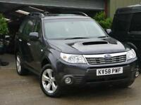 Subaru Forester 2.0D XC - 93500 Miles, FULL HISTORY