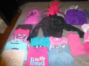 Size5- 6 girls clothing