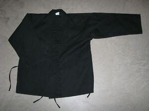 Black Gi top - Size 1