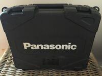 New Panasonic drill box