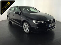 2014 AUDI A3 S LINE TDI DIESEL 5 DOOR HATCHBACK 1 OWNER FINANCE PX WELCOME