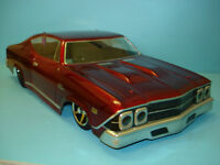 RARE VINTAGE R/C 1/10 PARMA '69 CHEVELLE SS - NOS SHELF QUEEN