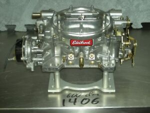 Carburateur Edelbrock 600 cfm Carb