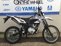 2016 YAMAHA WR125 R SPORTS WHITE, BRAND NEW! ON THE ROAD 0% APR FINANCE