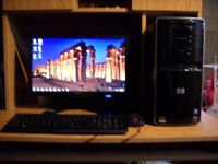 HP 3 Ghz System Core 2 with 4 Gigs DDR3 1600