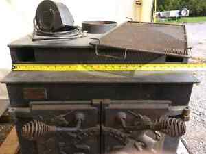 Airtight wood stove kijiji free classifieds in ontario for Lakewood wood stove