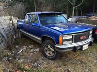 1993 GMC step side for sale