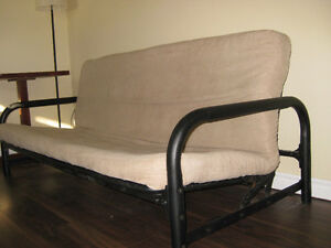 Futon and Table for Sale