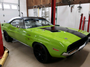 1970 Dodge Challenger with A66 option package!