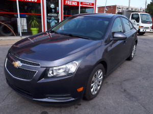 2011CHEVROLET CRUZE LT automatic 95 000km ***FINANCE ***