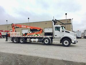 2017 Atlas 280.2 - Kenworth T880 (neuf)