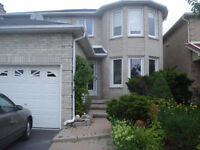 Furnished basement apartment with separated entrance Thornhill