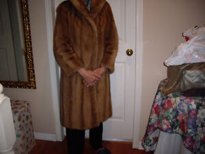 MINK FULL LENGTH COAT
