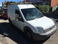 Ford Transit connect hi top version MOT till Feb