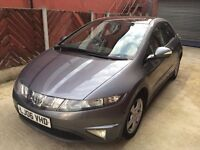 HONDA CIVIC ES FULL SERVICE GREY