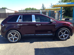 2011 Lincoln MKX SUV, CUSTOM 1 OF A KIND